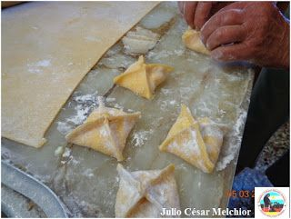 Hilando Recuerdos: Receta de los Maultasche o Varenick, uno de los platos más tradicionales de los alemanes del Volga