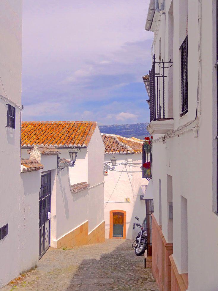 www.aprettyidea.com - Ronda - Andalusia
