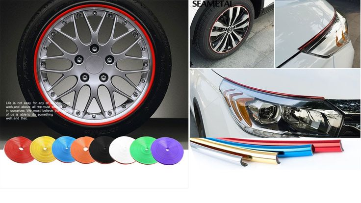 "Top 5 Best Cheap Car Rims Reviews 2016 | Best Rims (Wheel) for Car Use  I put links to each Car Rims reviews at AliExpress page in the description So you can check out the other reviews at AliExpress.  1. 8 M Car Motorcycle Wheel Hub Tire Sticker Car Decorative Strip Wheel/Rim Protection Care Covers Car Accessories Car Styling http://ali.pub/gxaiw  2. 10 Colors18 Stripes 14""-18"" Wheel Rim Decal Sticker for Car & MotorcycleBest Car StylingStrong blister packFree Shipping http://ali.pub/luo6w…"