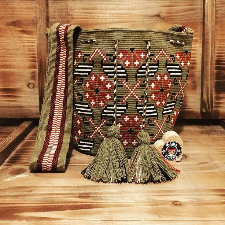 47 отметок «Нравится», 2 комментариев — Mama Tierra (NGO) (@mama.tierra) в Instagram: «Improving indigenous people's lives #ngo #❤️ #wayuu #style #ethicalfashion #indigenousrights #ootd…»