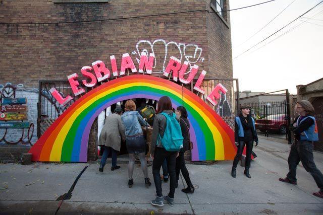 KillJoy's Kastle, A Lesbian Feminist Haunted House...