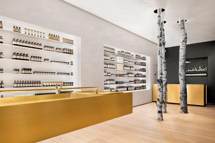 Aesop Westmount, Westmount, 2015 - Alain Carle Architecte