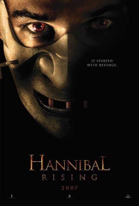 Hannibal Rising (2007) ♥♥♥