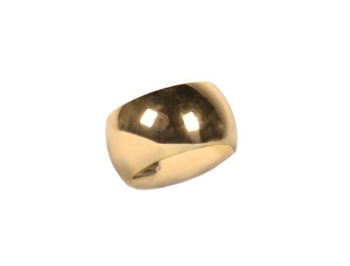Jules Smith Thick Gold Band