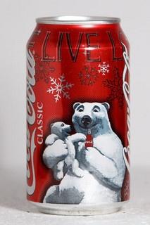 2005 Coca-Cola Classic USA Christmas Polar Bears by roitberg, via Flickr