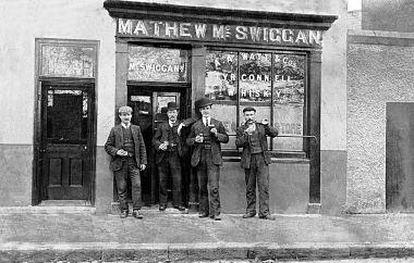 Mathew Mc Swiggan - Railway Bar - Strabane, United Kingdom, 1900 - 1929