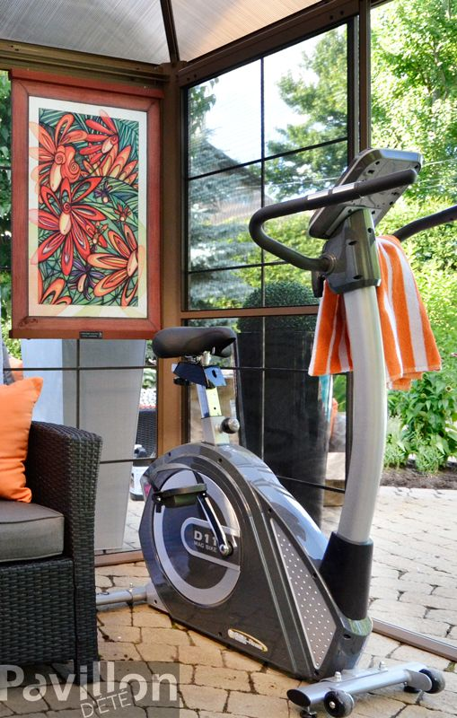 Les 25 meilleures id es concernant v lo stationnaire sur pinterest exercice - Velo d appartement bienfaits ...