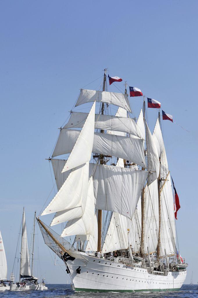 """  BE """"Esmeralda"""", Armada de Chile"""
