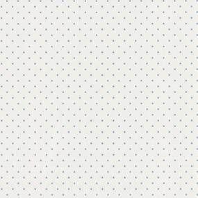 Papierové tapety, hviezdičky modré, Dieter Bohlen 4 Kidz 549520, P+S International, rozmer 10,05 m x 0,53 m