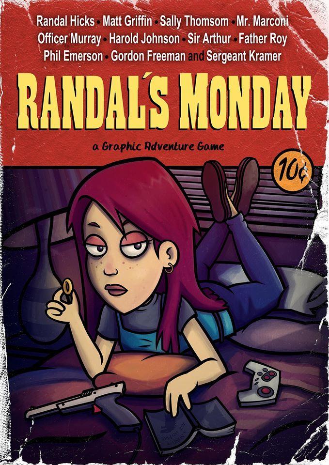 Randal's Monday Pulp Fiction