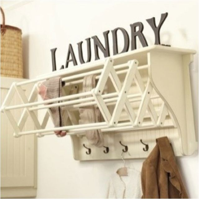 Perfect idea for the utility room!