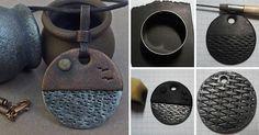 Предлагаю вам посмотреть процесс создания несложного, но эффектного кулончика (ну это на мой взгляд :) Для работы нам потребуется:- полимерная глина черного цвета;- паста машина, или скалка;- каттеры;- нож, шило, дотс,кусочек поролона, кисточка;- акриловая краска металлик трех цветов;- жидкая пластика(можно и без нее);- матовый лак для полимерной глины;- фурнитура для сборки. Итак, приступим :)1.…
