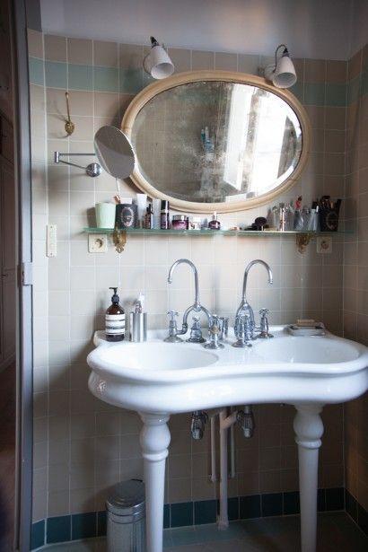 lavabo l 39 ancienne insipiration aesop devon devon id e salle de bain pinterest. Black Bedroom Furniture Sets. Home Design Ideas