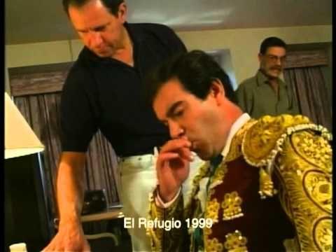 1999 - Intervista a Guillermo Capetillo durante la vestizione da torero