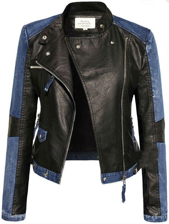 комбинированная джинсовая куртка с кожей: 15 тыс изображений найдено в Яндекс.Картинках