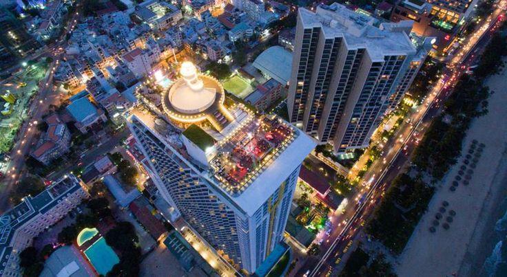 cool Лучшие отели Вьетнама Нячанг: уютные места для отдыха в городе