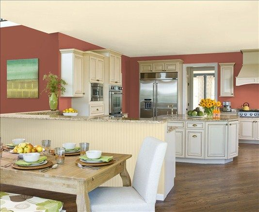 60 best kitchen color samples images on pinterest on sample color schemes for interiors id=70351