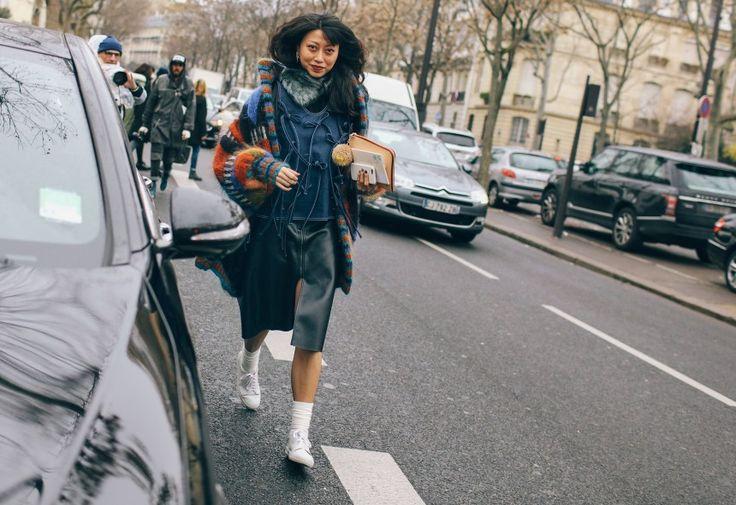 Paris Street vogue