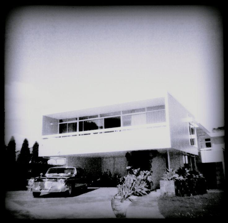 1960 house/car