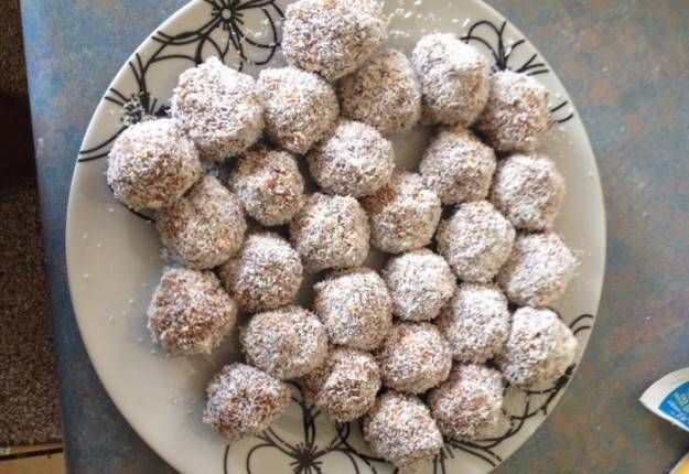 Milo Balls - Real Recipes from Mums