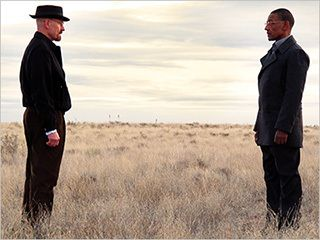Forty-seven days from now, things are going to get bad again. In a good way. On July 17, AMC's Breaking Bad returns for a fourth season, and if this cunning drug-world drama went out with a bang la…