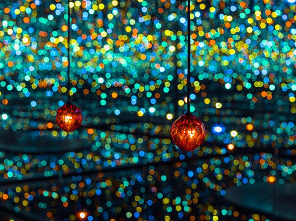 Yayoi Kusama: Infinity Mirrored Room – The Souls of Millions of Light Years Away