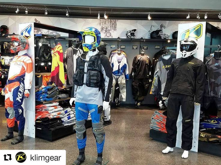 Klim:n uutta mallistoa #klim #ajovarusteet #uutuus #drive_with_us  #Repost @klimgear  We'll be doing a LIVE walk through of our new of road gear shortly over on our Facebook page... Stay tuned!  #KLIM #KLIMLife
