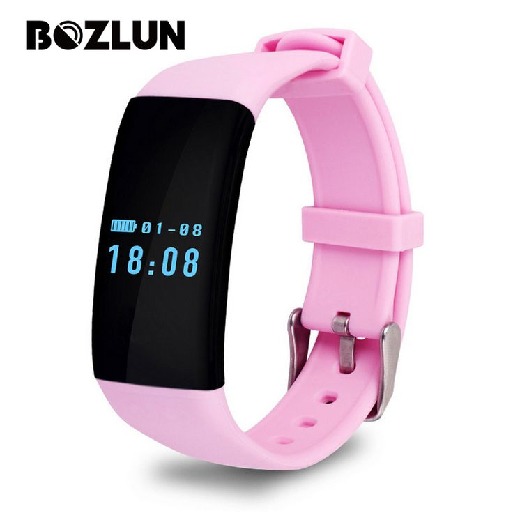 >> Click to Buy << Bozlun D21 Men Women Smart Bracelet Digital Wristwatches Call Message Reminder Heart Rate Fashion Sport Watch IOS Android #Affiliate