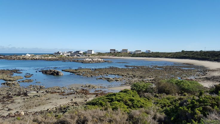 Jacobsbaai Beach, perfect for small children...