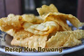 Ayo di coba Resep kue bawang gurih renyah anti gagalnya Bunda, Dan Anda bisa mencoba variasi Kue bawang dengan bumbu yang Anda suka