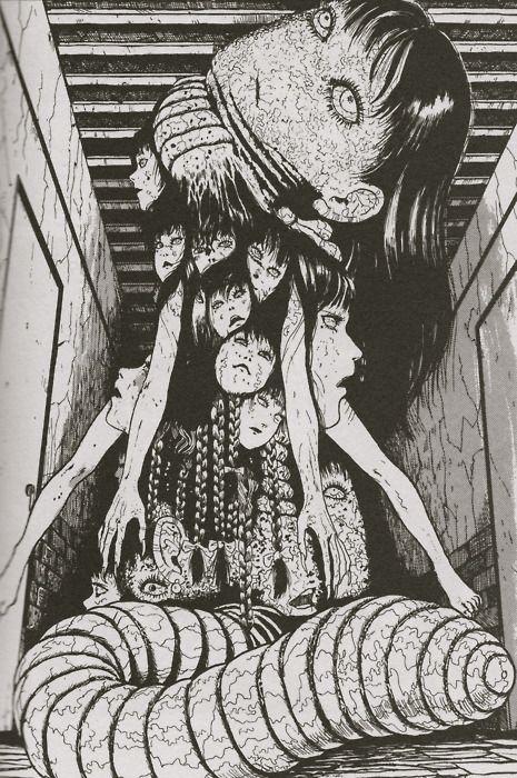 The Terrifying World of Horror Manga Artist Junji Ito