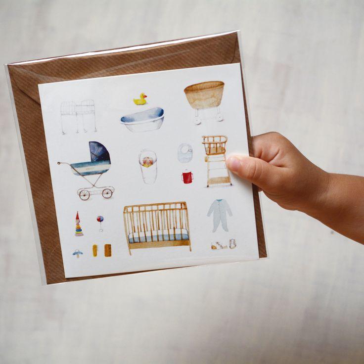 Blahopřání+k+narození+dítěte.+Přání+vytisknuté+na+smetanově+bílém+papíru+(240gr/m),+Velikost+135+mmx135+mm+Včetně+obálky;+na+výběr+je+žlutá,růžová,+světle+modrá,+hnědá+recyklovaná+(prosím+pište+do+poznámky+k+objednávce)+Vnitřek+je+prázdný+Baleno+v+celofánovém+sáčku+Posílám+obyčejně,+nebudete-li+chtít+doporučeně.