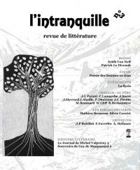 L'Intranquille #3 : N°3