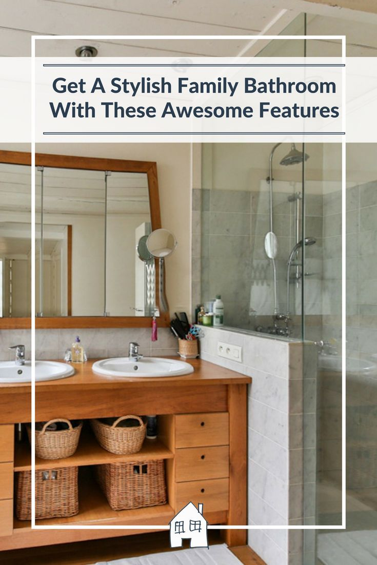 Just because it's the place where you bathe the kids and get them ready for school in the morning, doesn't mean that the bathroom can't be stylish. In fact, it pretty easy to get a stylish modern bathroom in your home, if you follow the guidance below. So