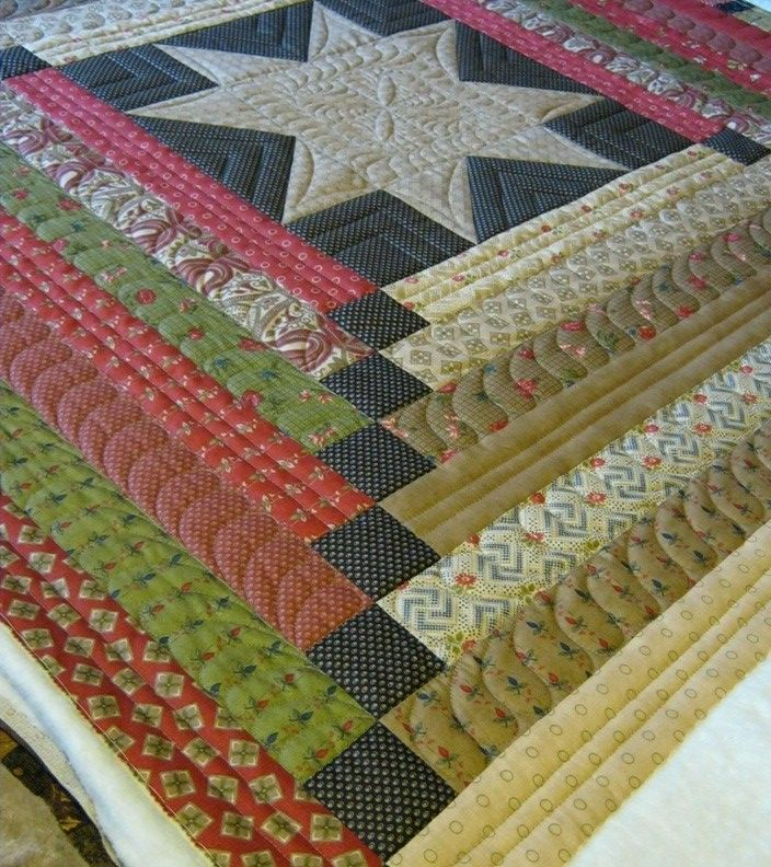 Free Motion Quilting Designs For Sashing : 1000+ images about Machine Quilting Patterns on Pinterest Quilt designs, Quilt and Machine ...