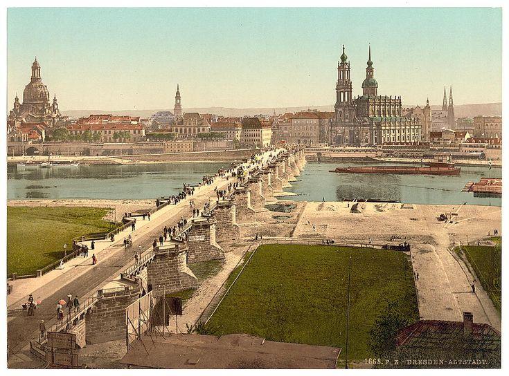 Das alte Dresden (Fotos, Postkarten, historische Gebäude, Bildvergleiche)   Album - Page 32 - SkyscraperCity