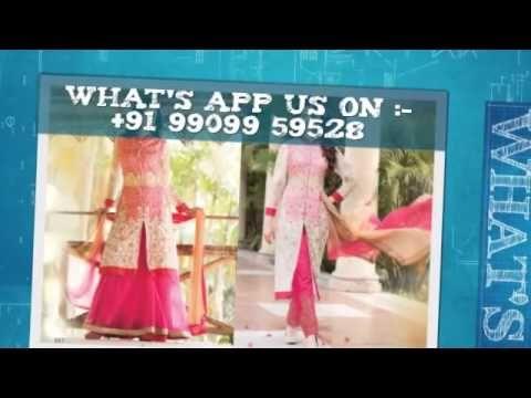 Designer Salwar for Wedding season..