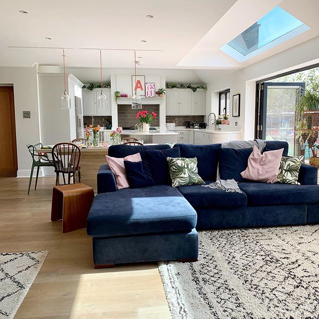 Open Plan Kitchen And Lounge Open Plan Kitchen Living Room Open Plan Living Room Open Plan Kitchen Dining Living