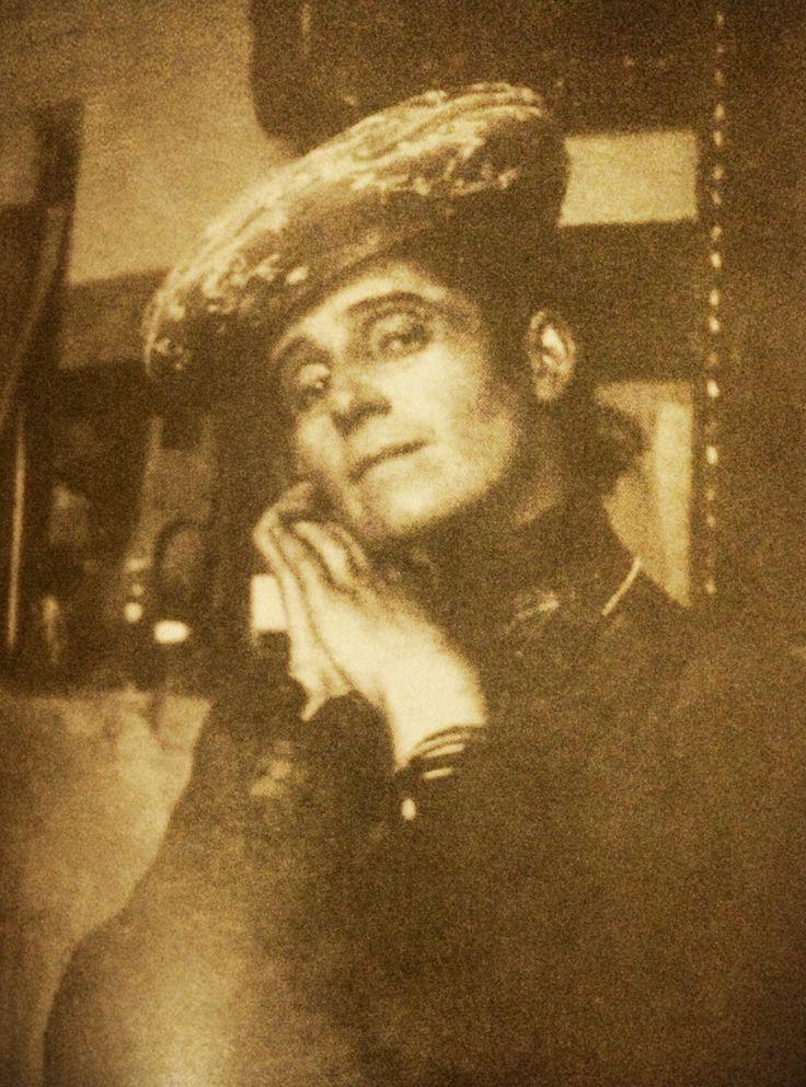 Olga Boznańska, photo