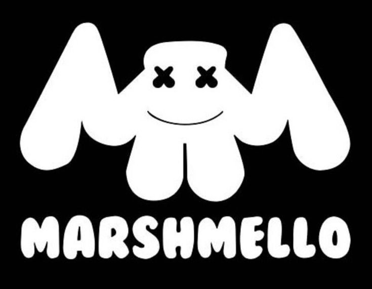D J Marshmello Coloring Pages