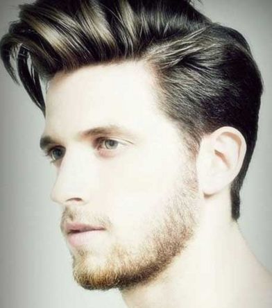 Best Modern Stylish Mens Hairstyles Images On Pinterest - Cool hairstyle for guy