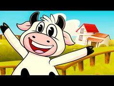 El Sonido de los Animales - Canción Infantil - aprende los animales - animación para niños - YouTube