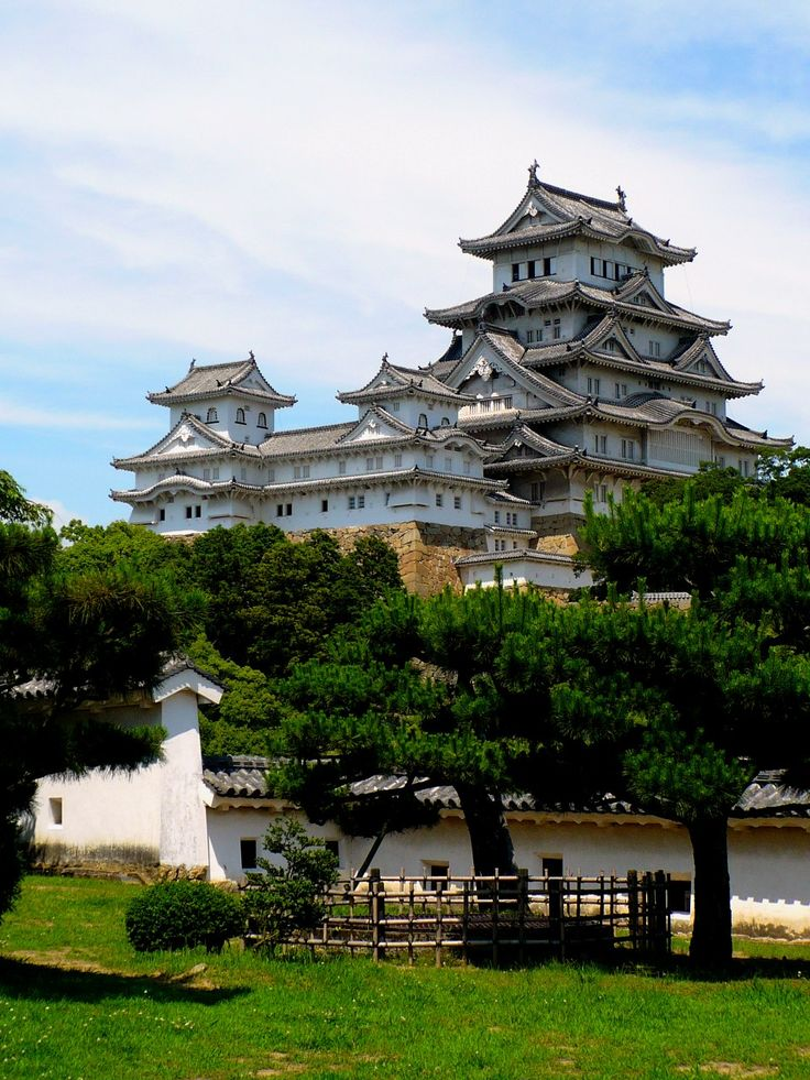 Imperial Palace, Tokyo, Japan. I visited Japan in June, 1966.