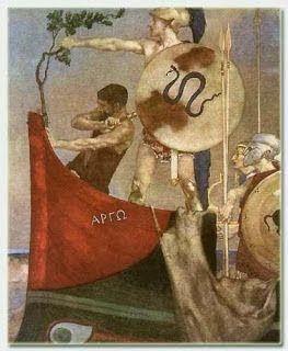 Η ΛΙΣΤΑ ΜΟΥ: Η..άγνωστη φυλή των Μινύων, η Αργοναυτική εκστρατε...