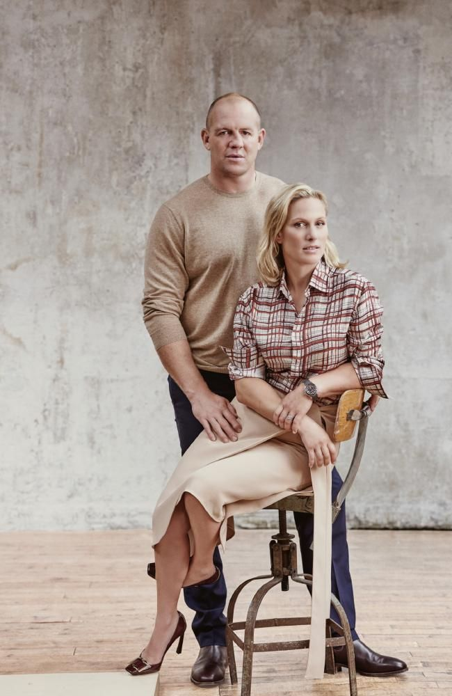 Zara & Mike Tindall 2016