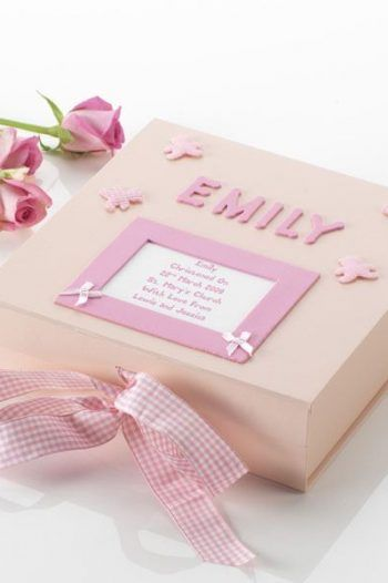 Personalised Christening Memory Box Large 220x330 The best christening gift ideas