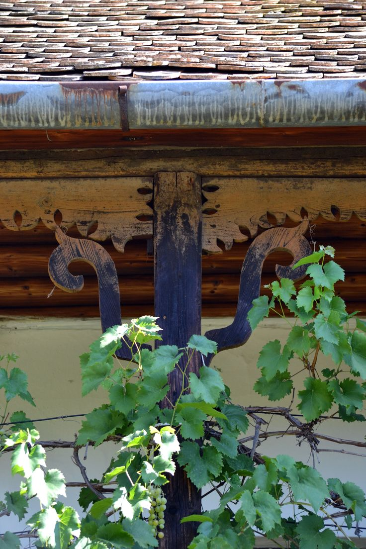 Veranda gerenda / Wooden pillar ornament