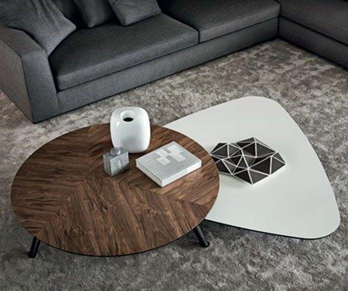 Designer Couchtisch Als Stillvolen Akzent In Der Wohnung Table
