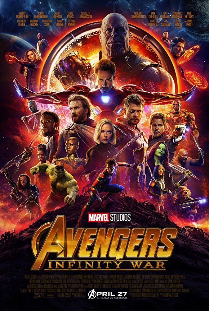 Witch Avengers: Infinity War (2018) Full Movie Online Free on All Device