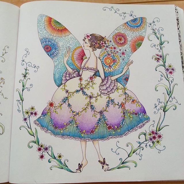 Instagram media shizuzuzu.k - 妖精の国 前回の妖精さんと今回の妖精さんは姉妹だとすると(←勝手に)…